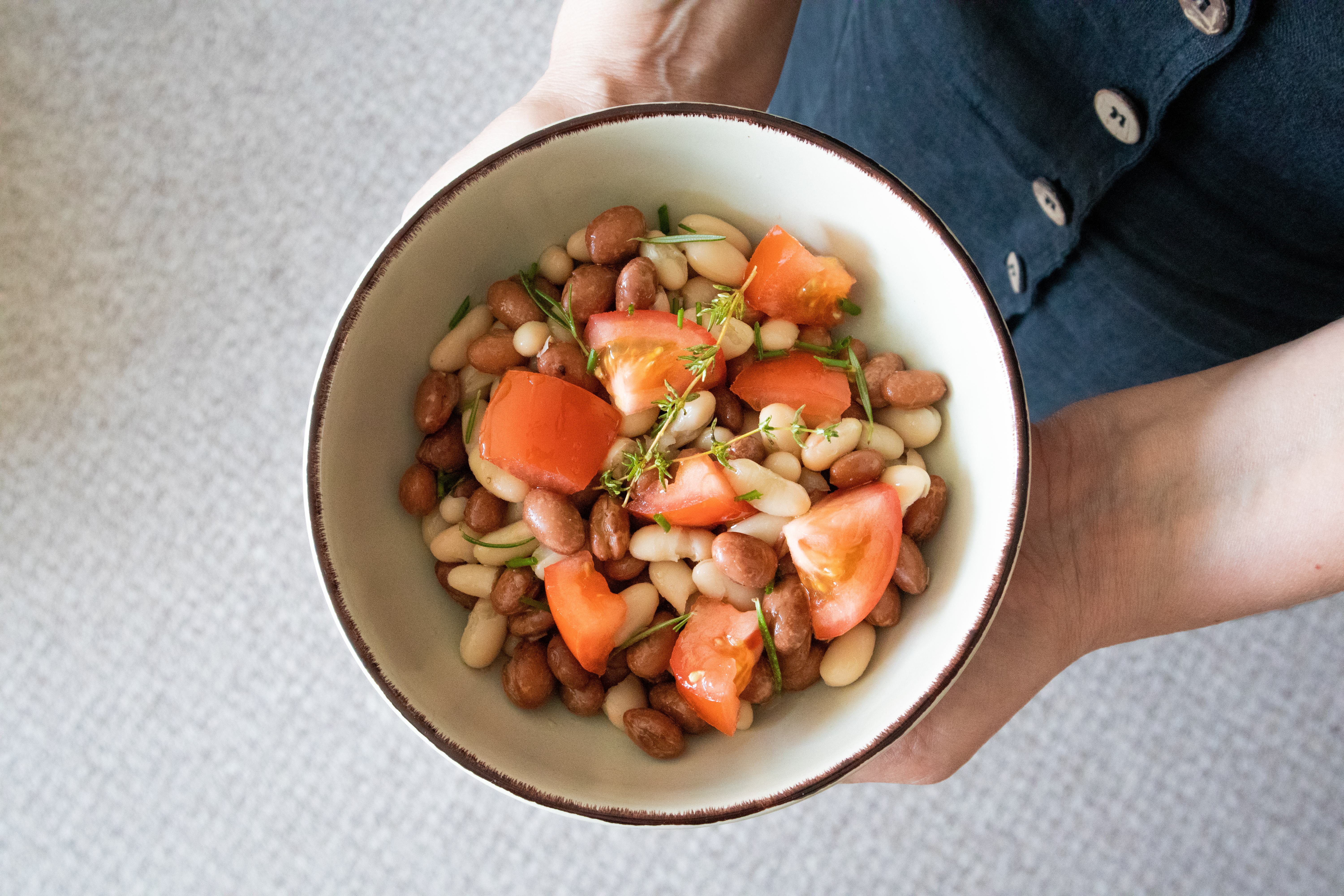 beans-canned-salad-summer-recipe-foodblog-food-thestovediaries