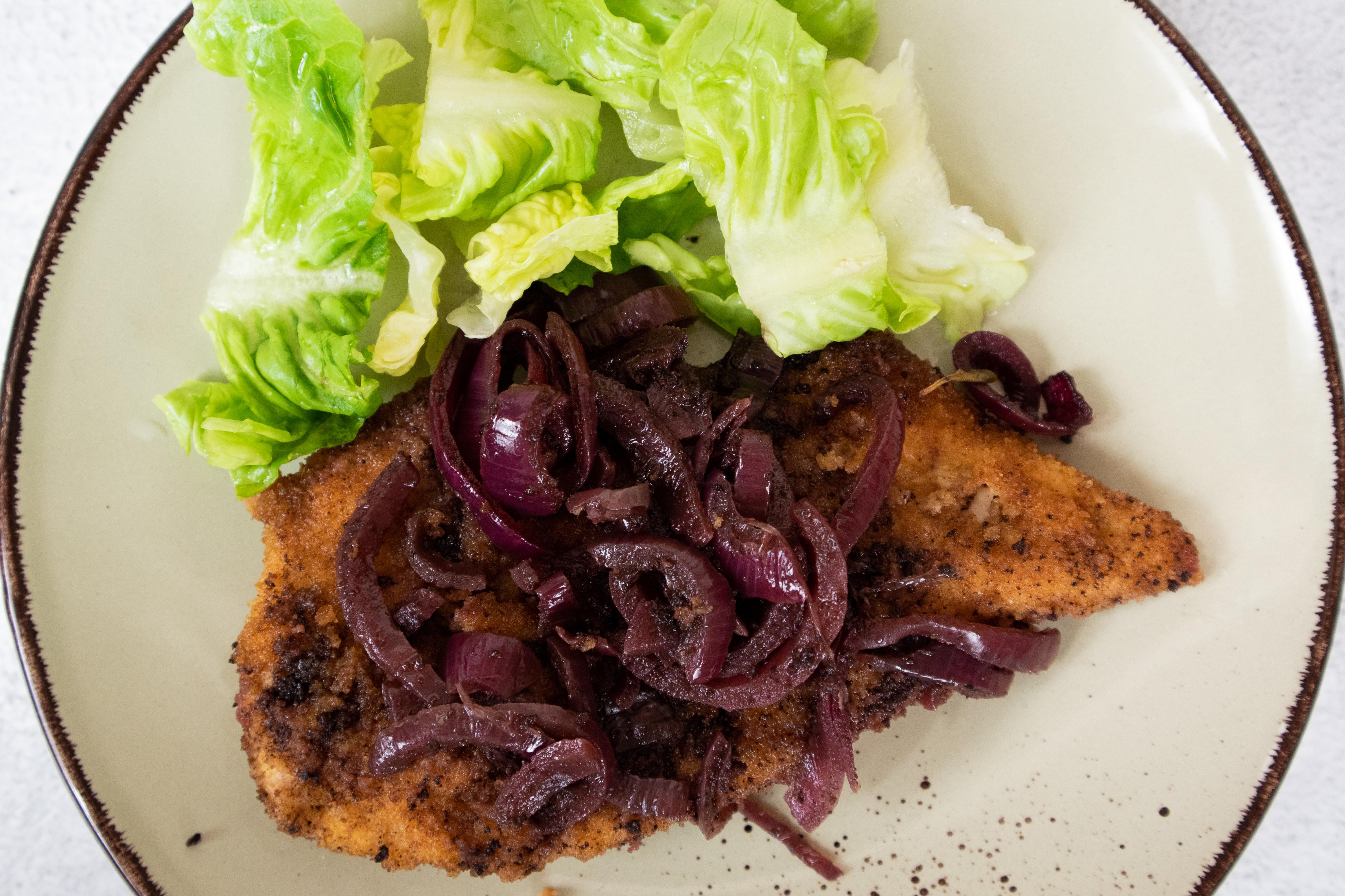 pollo-carpione-chicken-cutlets-recipe-italianrecipe-foodblog-food